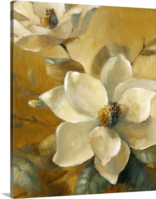 Magnolias Aglow at Sunset I