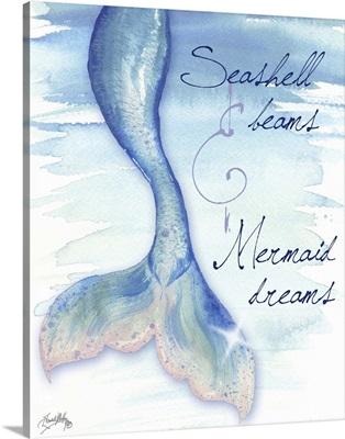 Mermaid Tail I