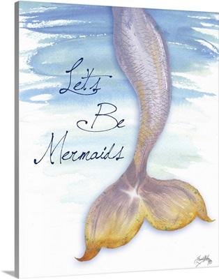 Mermaid Tail II