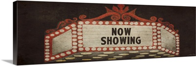 Now Showing Marquee