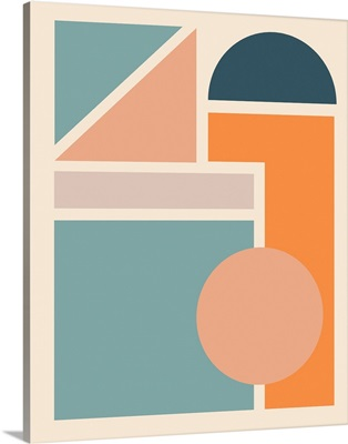 Papercut Abstract I
