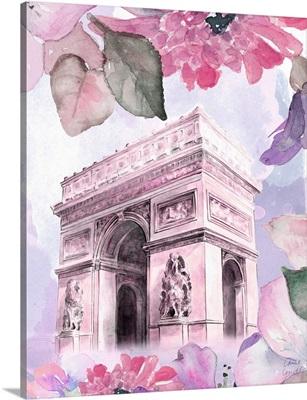 Parisian Blossoms II