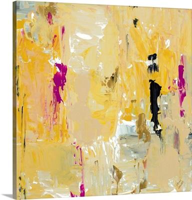 Parisian Chic Abstract I