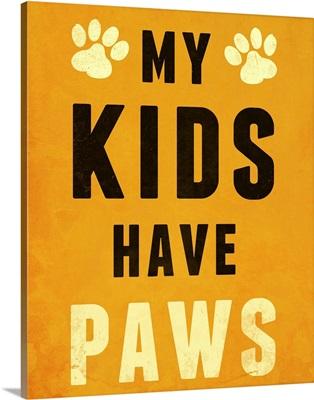 Paw Kids I