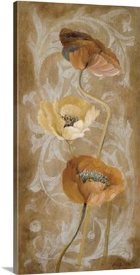 Poppies de Brun I
