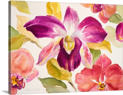 Radiant Orchid I
