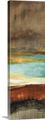 Rustic Sea Panel I