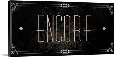 Silent Film Type II (Encore)