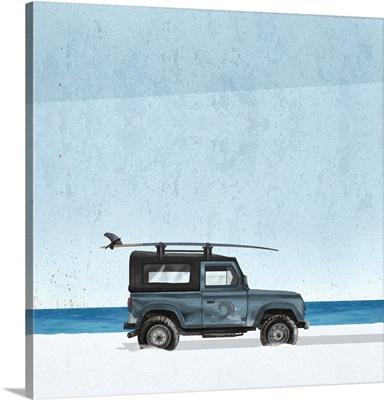 Surf Vehicle II