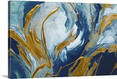 The Sea Sings in Blue