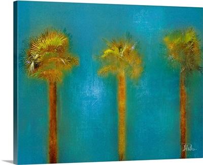 Three Palms I