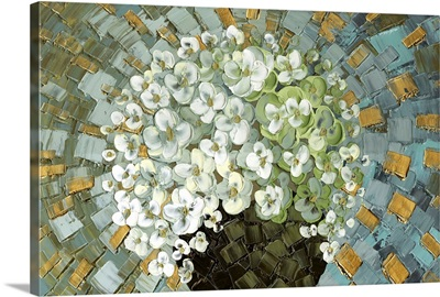 Abstract Blosson Bouquet