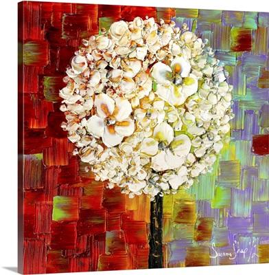 Flowers Lollipop Tree