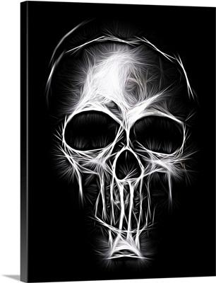 Skull Of White Light