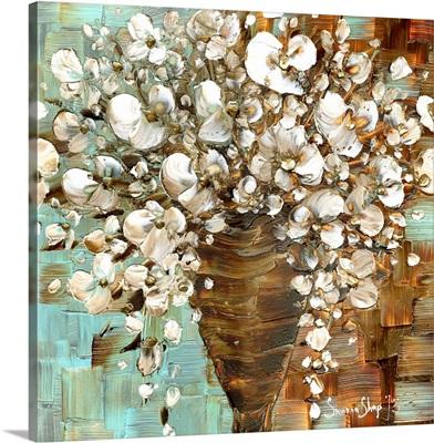 White Floral Bouquet