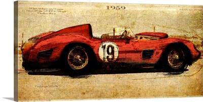 No.19 Ferrari