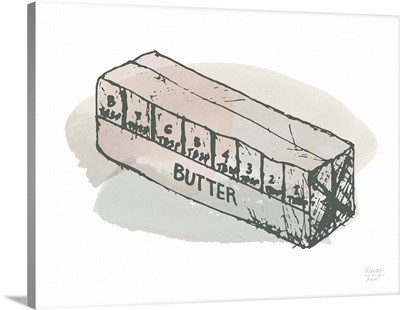 Butter Kitchen Print