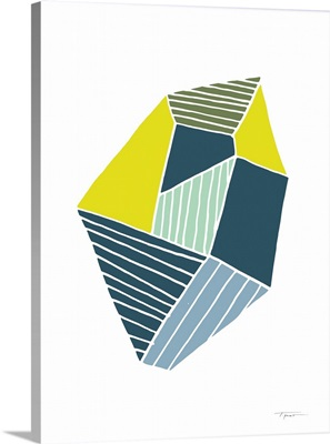 Faceted Shapes No.2