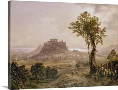 Acropolis, c1835
