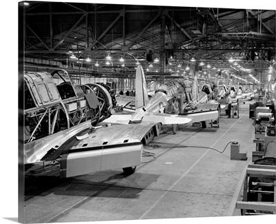 Aircraft Factory, C.1942