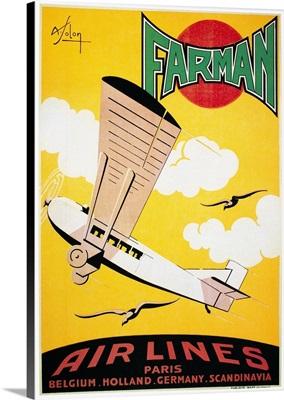 Aviation Poster, 1926