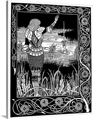 Beardsley: Morte D'Arthur