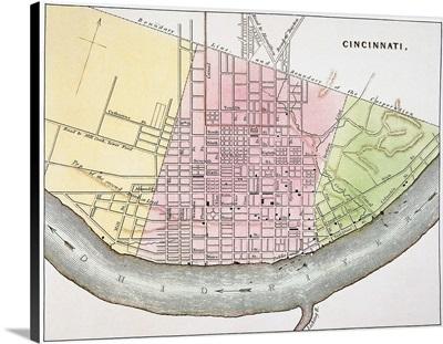 Cincinnati, Ohio, 1837