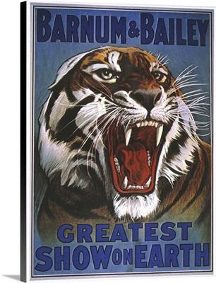 Circus Poster, 1916