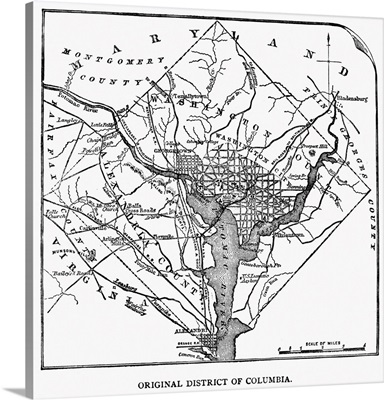 District Of Columbia, 1801