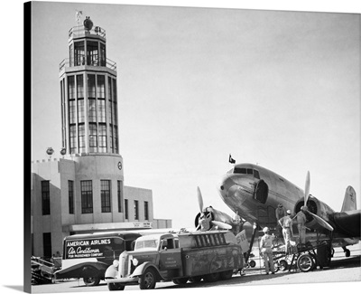 Douglas DC-3 Aircraft