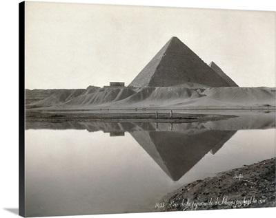 Egypt, Cheops Pyramid