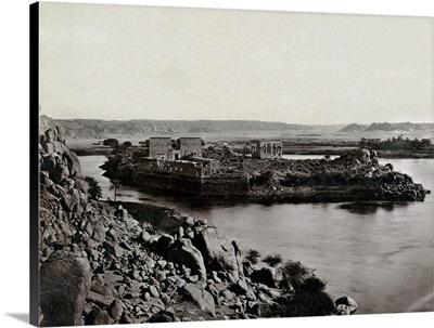 Egypt, Island Of Philae
