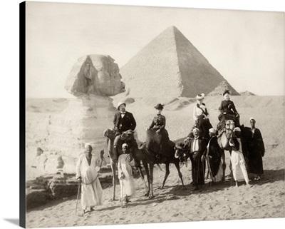 Egypt, Tourists