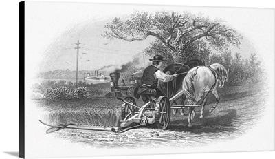 Farming, c1870