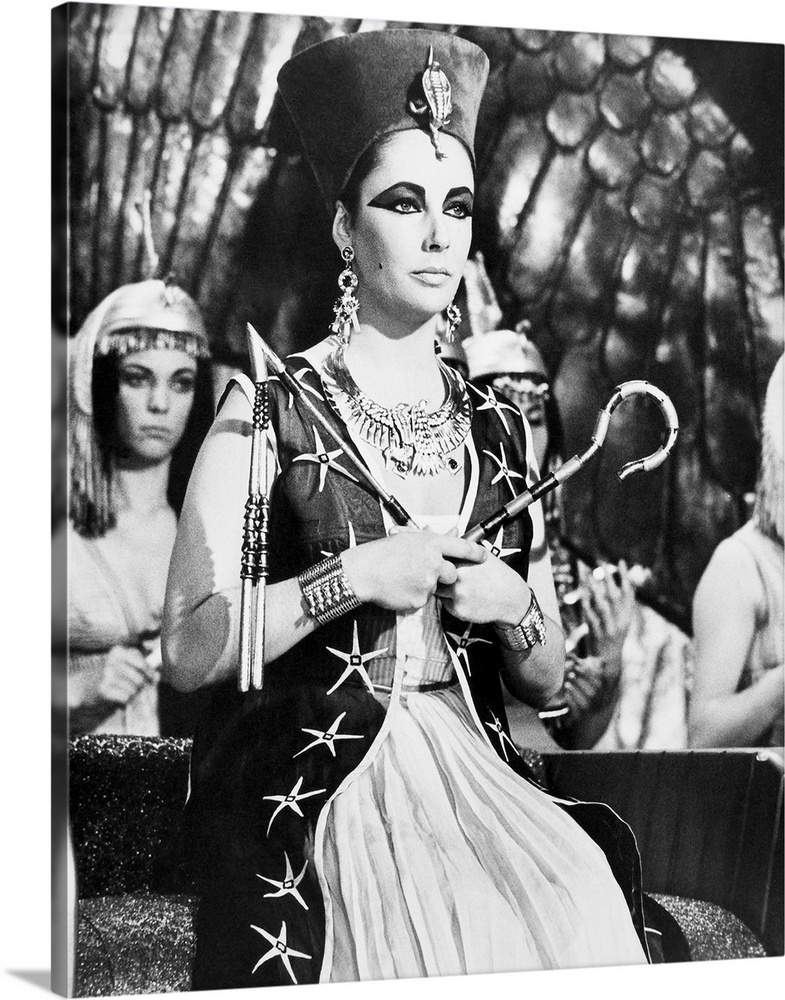 Film Cleopatra 1963 Wall Art Canvas Prints Framed Prints Wall Peels Great Big Canvas