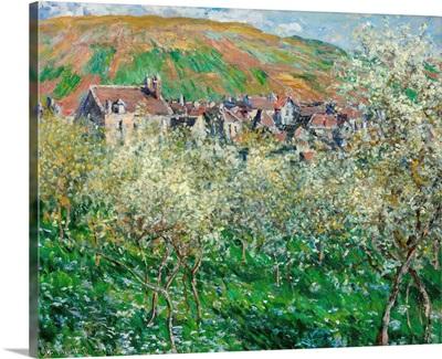 Flowering Plum Trees, 1879