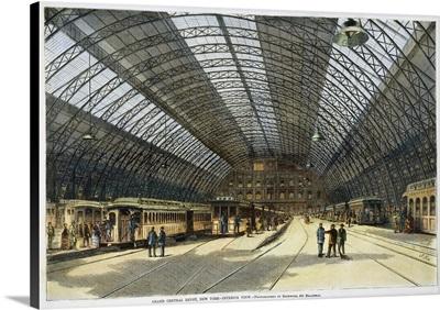 Grand Central, 1872