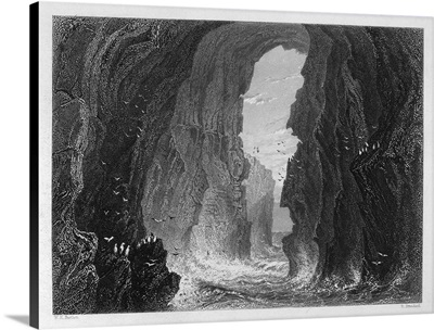 Ireland, Dunkerry Cave