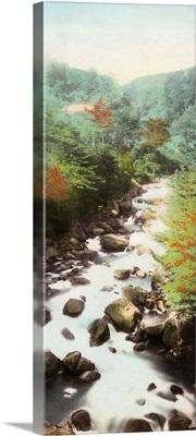 Japan, Stream, c1900