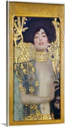 Klimt: Judith I, 1901