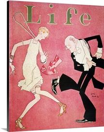 Life Magazine Cover, 1926