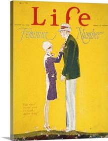 Magazine Cover, 1926
