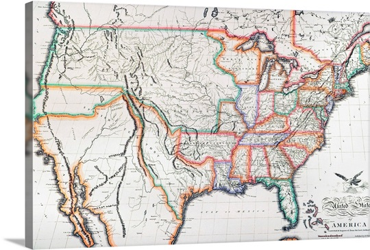 Map, United States, 1820 Wall Art, Canvas Prints, Framed ... on united states land acquisitions, united states in 1790, united states territorial acquisitions, georgia map 1820, united states democratic party, united states acquisition of texas, illinois map 1820, united states 1853, europe map 1820, united states state abbreviations, united states maps usa, united states in order of statehood, united states expansionism, mexico map 1820, africa map 1820, united states in 1860, united states imperialism political cartoon, united states in 1880, united states territories and commonwealths, tennessee map 1820,