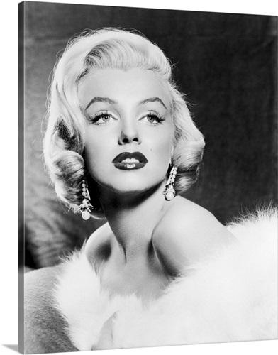Marilyn Monroe (1926-1962) Wall Art, Canvas Prints, Framed Prints ...
