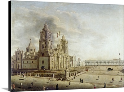 Mexico: Oaxaca Cathedral