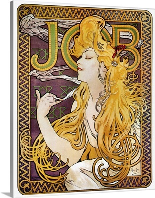 Mucha: Cigarette Papers