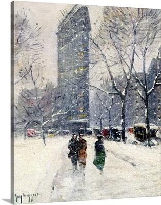 New York: Flatiron, 1919