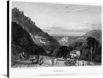 Portugal, Cintra, 1832