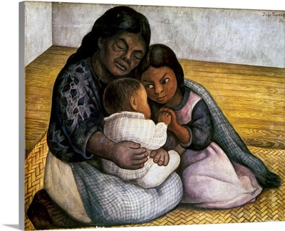 Rivera: Mother and Children