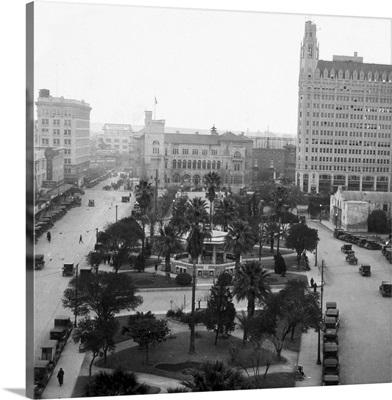 San Antonio, C.1920